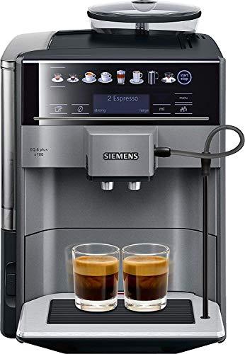 Siemens EQ.6 plus s100 TE651209RW Kaffevollautomat,...