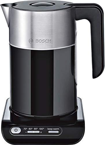 Bosch TWK8613P kabelloser Wasserkocher, Abschaltautomatik,...