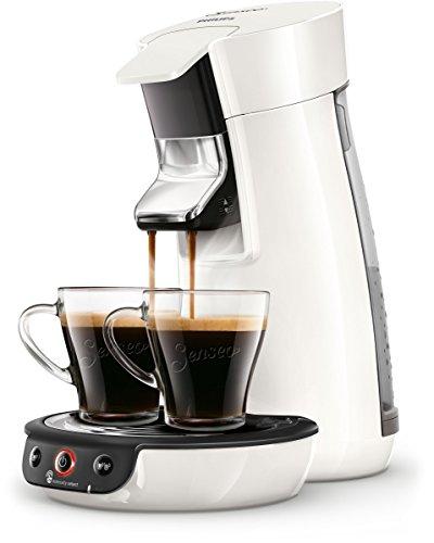 Philips Senseo Viva Cafe Kaffeepadmaschine, Weiß