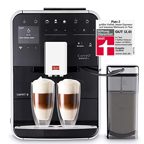 Melitta Caffeo Barista TS Smart F850-102, Kaffeevollautomat...
