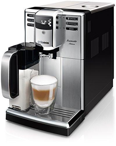 Saeco Incanto Deluxe HD8921/01 Kaffeevollautomat (1850 W,...