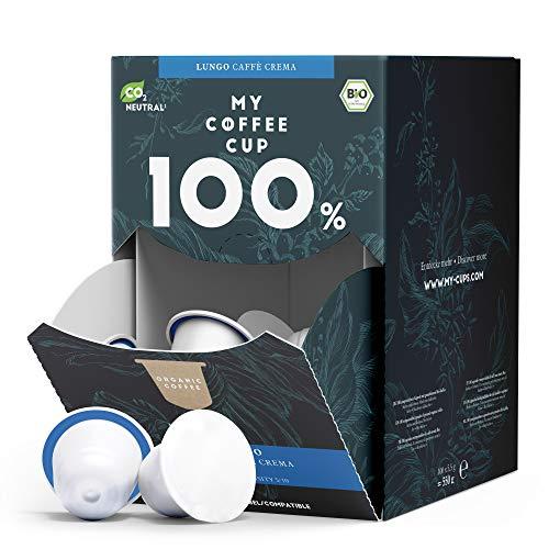 My Coffee Cup – MEGA BOX LUNGO CAFFÈ CREMA – BIO-KAFFEE...