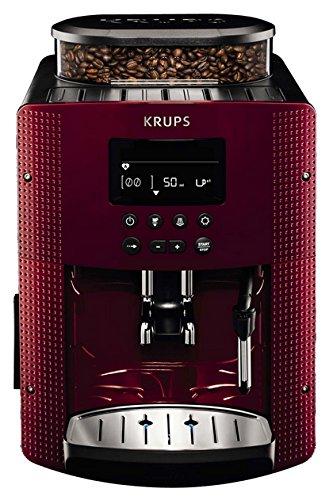 Krups ea8155701.7L Schwarz, Rot Kaffeemaschine