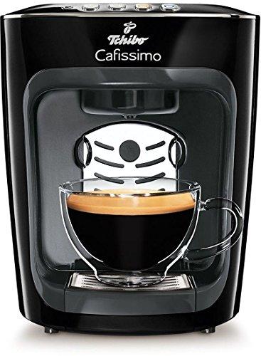Tchibo Cafissimo mini Kaffeekapselmaschine (für Kaffee,...