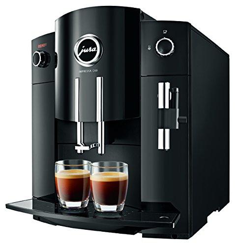 Jura Impressa C60–Kaffeevollautomat (freistehend,...