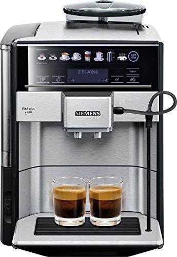 Siemens EQ.6 plus s700 Kaffeevollautomat TE657503DE,...