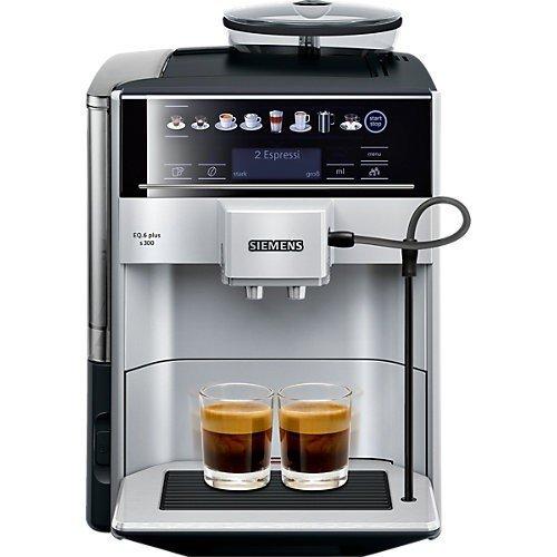 Siemens EQ.6 Plus s300 TE653501DE Kaffeevollautomat (1500...