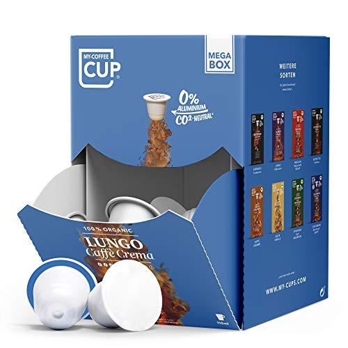 My-CoffeeCup – MEGA-BOX LUNGO CAFFÈ CREMA – BIO-KAFFEE...