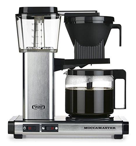 Moccamaster Filter Kaffeemaschine KBG 741 AO, 1.25 Liter,...