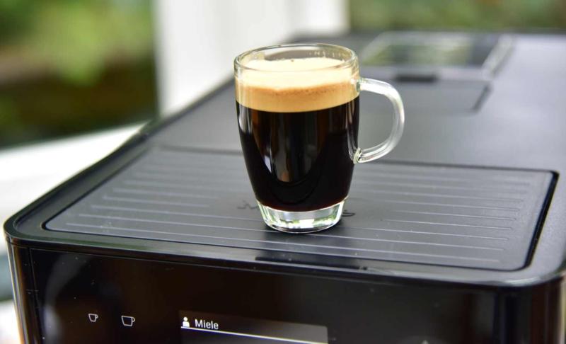 Traumhafter Espresso mit dem Miele cm6350