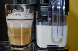 Latte Macchiato statt Filterkaffee