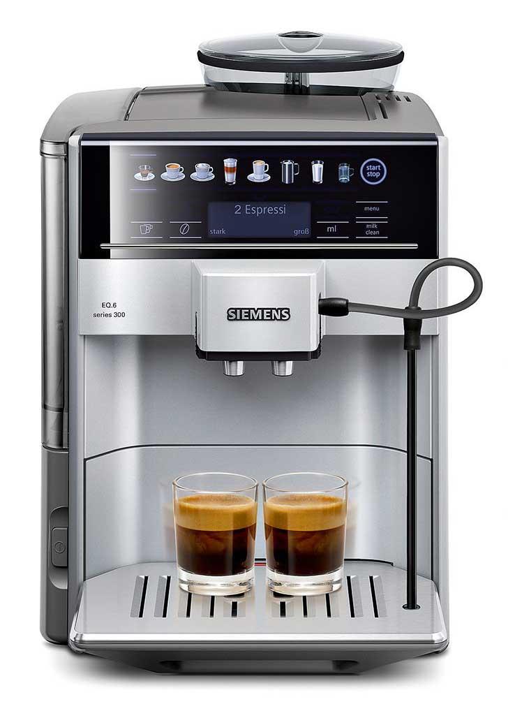 Siemens EQ.6 300 Kaffeevollautomat-