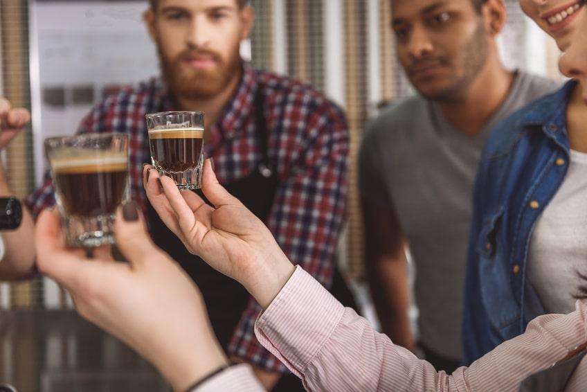 Kaffee testen und bewerten