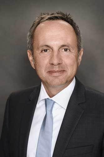 Stephan Patrick Tahy, Geschäftsführer De'Longhi Deutschland GmbH.