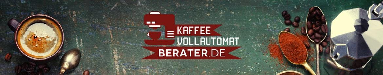 Kaffeevollautomat Logo oben