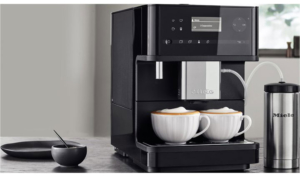 Miele CM6350 Black Edition