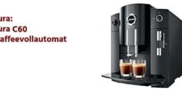 Jura-C60 Kaffeevollautomat