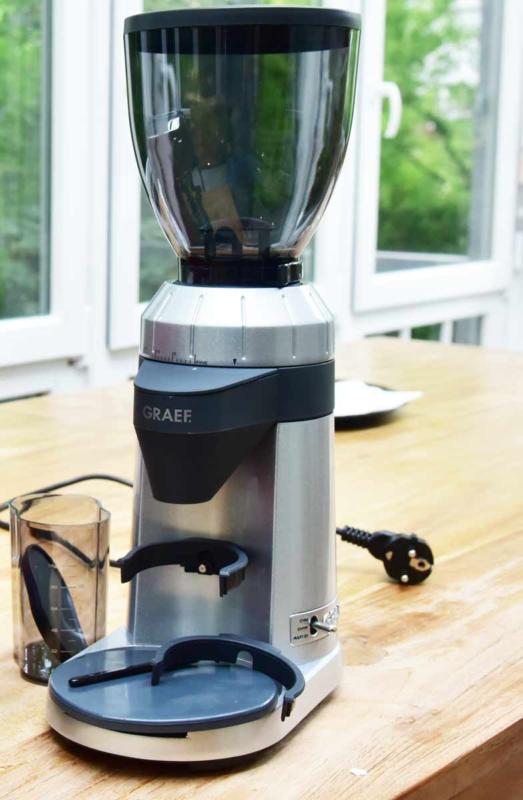 Kaffeemühle Graef-CM800