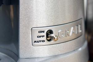 Graef-CM800 Automatik-Funktion