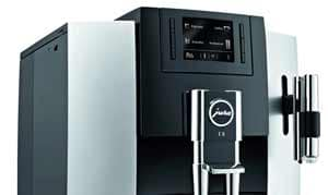 Jura E8 Kaffeevollautomat