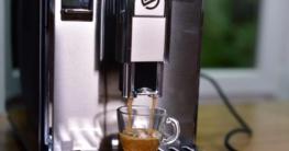 Kaffeeauslauf Vollautomat