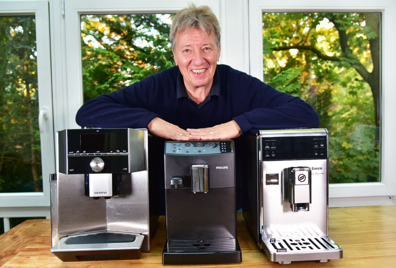 Anschluss Trinkwassertank WMF Kaffeevollautomaten