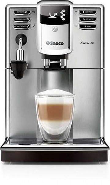 Philips Saeco HD8914/01 Incanto Kaffeevollautomat Edelstahlfront