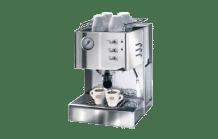 QUICK MILL QUO3000 Orione Espressomaschine Edelstahl poliert