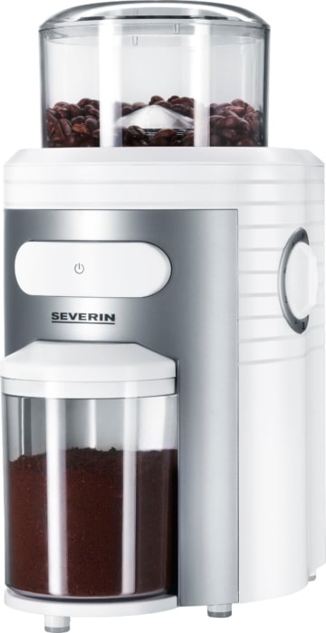 Severin Kaffeemühle KM 3873, 150 W, Kegelmahlwerk, 150 g Bohnenbehälter