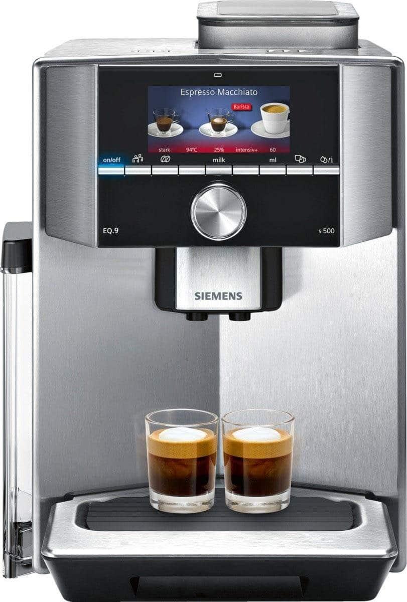 SIEMENS Kaffeevollautomat EQ.9 s500 TI915531DE