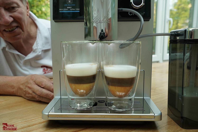 Melitta-CI-Touch Latte-Macchiato