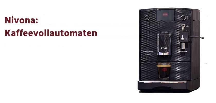 Nivona-Kaffeevollautomat