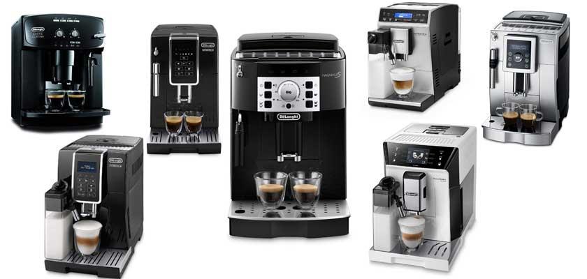 DeLonghi Kaffeevollautomaten Test