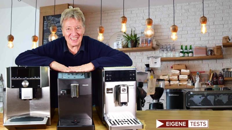 Kaffeevollautomat Berater: Norbert Loose