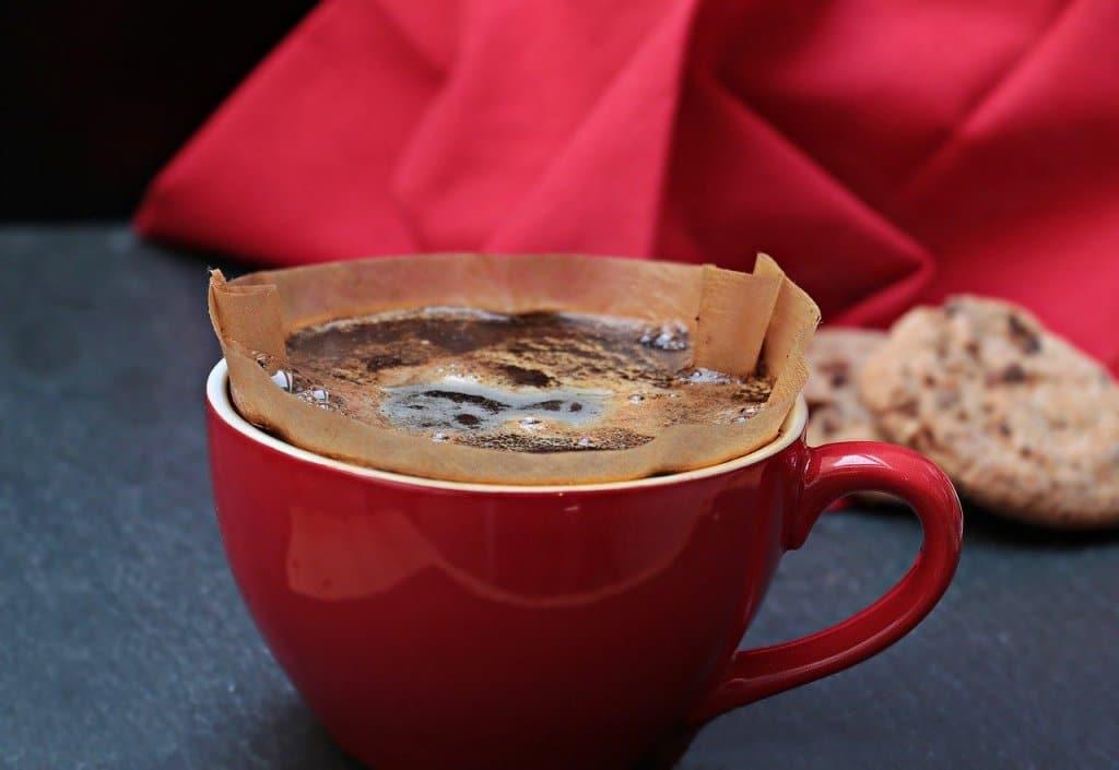 Einweg Kaffeefilter
