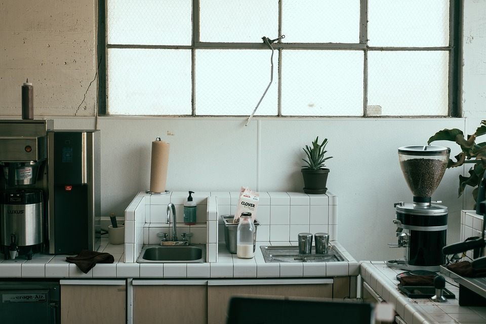 Espressomühle passt in jede Küche