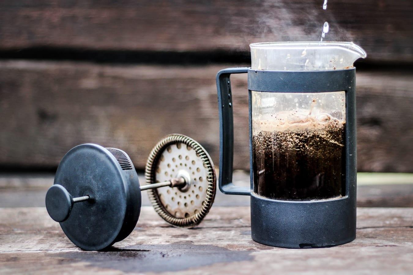 French-Press: Kaffeegenuss