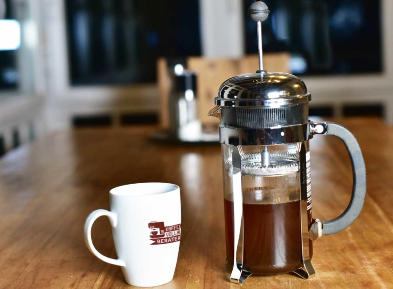 French Press Test