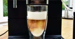 Latte-Macchiato Glas