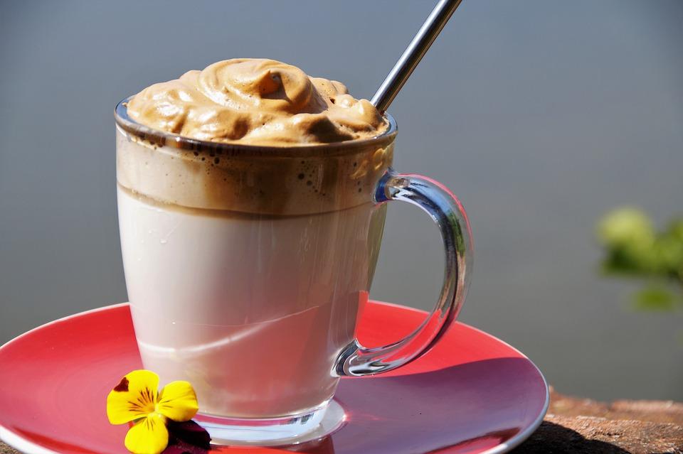 Kaffee-Dalgona
