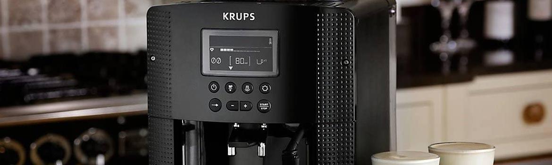 Krups Kaffeevollautomaten Vergleich
