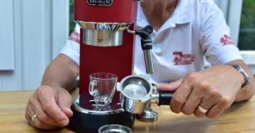 ESE-Espressomaschine von DeLonghi