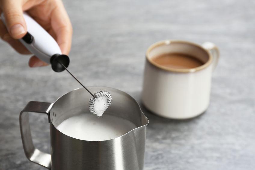 Hand Milchaufschäumer