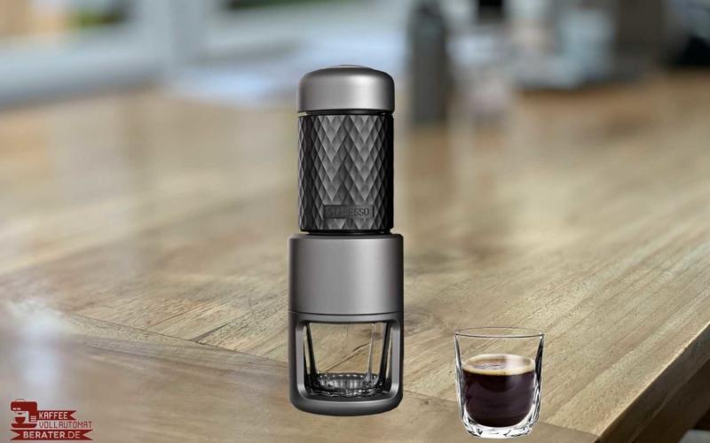 Staresso-Espressomaschine