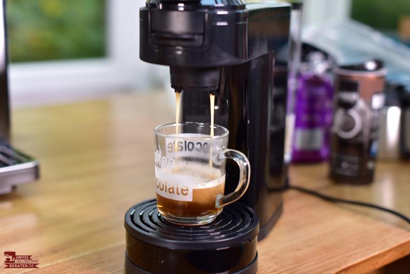 Philips-SenSeo-Kaffeeauslauf
