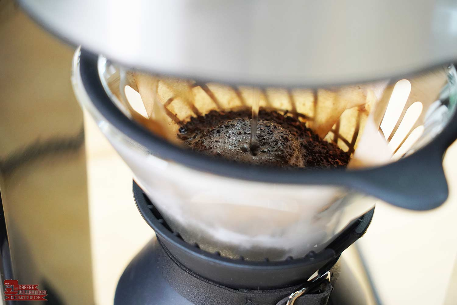 Beem-Pour-Over: Pre-Infusion