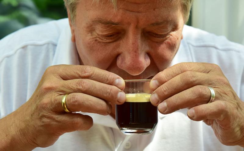 Kaffeeschnüffler