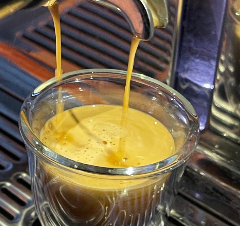 saurer Espresso