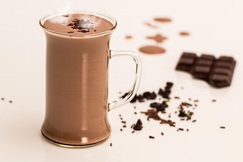 Kakao aus Vollautomat