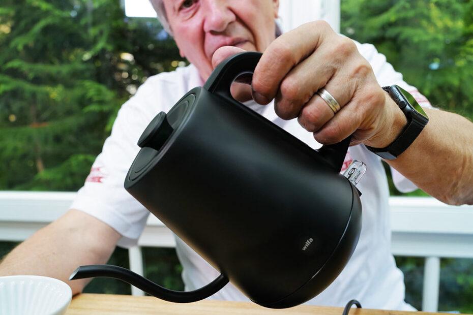 Wasserkocher Wilfa Svart-Pour